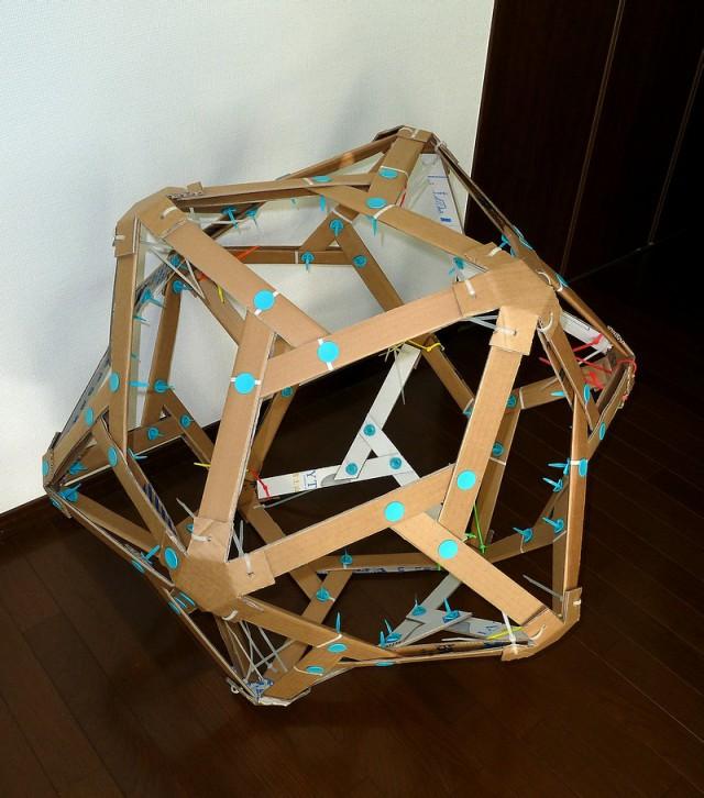 多面体のかご by horirium