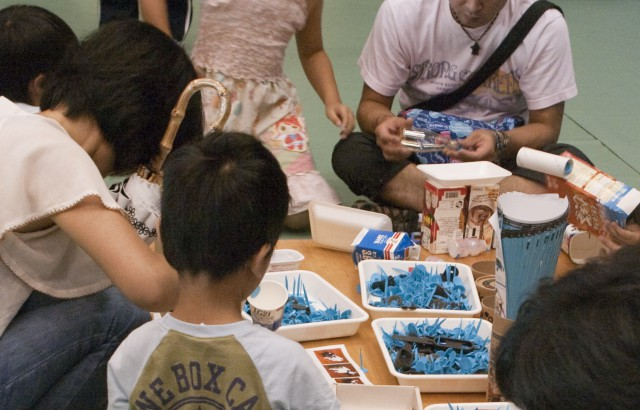 千葉市「子育てフェスティバル2011」