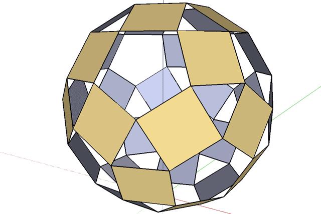 でっかいサッカーボールを作ってみよう!